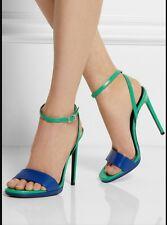 BNIB Saint Laurent Paris summer '17 110 Jane High Heels. Size 7. $795