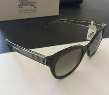 Óculos de Sol Burberry Marrom 100% UV para mulheres   eBay 4ebe883ef8