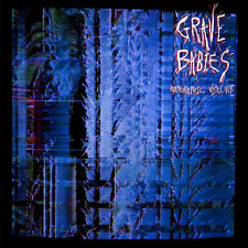 Grave Babies Holographic Violence promo CD on Hardly Art Sub Pop NEW!