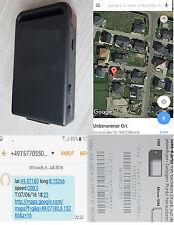 GPS tracker tk102b GSM, GPRS SMS vehículo vigilancia localización rastreador espionaje