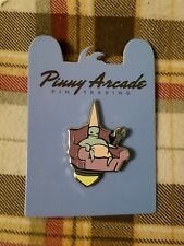 Pinny Arcade PAX East 2016 Behemoth Gnome Pin Couch Chair Guy Pit People