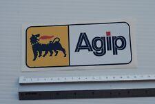Agip Sticker Decal Workshop garage Toolbox Motorcycle Fairing belly pan large