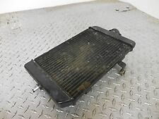 2001 YAMAHA YFM RAPTOR 660 RADIATOR OEM STOCK BLACK USED RAD WITH CAP