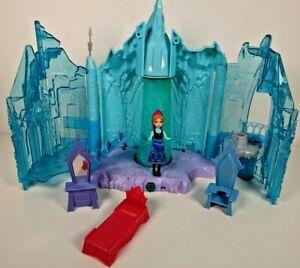 Disney Frozen Light up Castle Ice Palace + Figure