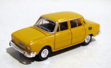 Herpa 066563 Skoda 110L in gelb für Spur TT NEU mit OVP