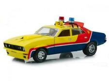 Greenlight DDA012 1:18 Die-Cast Ford XB Falcon V8 Interceptor Mad Max - Yellow/Red/Blue