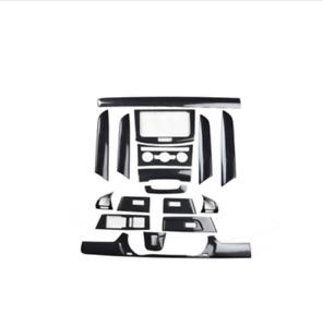 Carbon Fiber Car Interior Kit Cover Trim For VW Volkswagen Passat B7 2012-2016