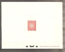 TIMBRE ALGERIE FRANCE FRANKREICH KOLONIE 1947 TAXE N°46 EPREUVE LUXE