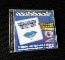 Best Service - Diamond Vocals - Vocal Elements - Sampling CD