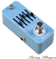 Mooer Micro Compact Graphic G Graphic Equalizer Effects Pedal, MGG1