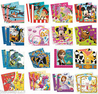 Disney Paper Napkins Party Decorations Luncheon 20pk Kids Birthday Cake Table