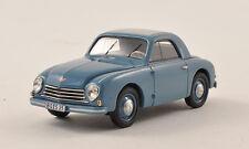 wonderful modelcar  GUTBROD SUPERIOR COUPE 1953 - bluegrey - scale 1/43