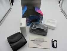New ListingNikon Nice Touch Zoom 35mm Point & Shoot Camera - Nos Sealed & In Box