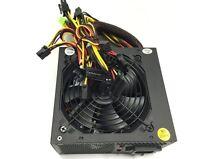 550W 550Watt Power Supply PSU ATX 12V for Intel AMD SATA PCI-e 24 Pin 4 Pin 12cm