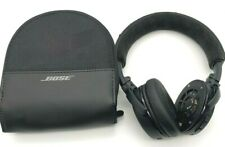 *Heavy Used* Bose SoundLink on-ear Bluetooth Wireless Headphones With Case