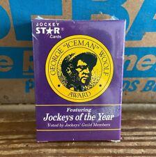 1992 Jockeys of the Year Sealed Set | George 'Iceman' Woolfe Award