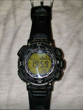 Casio Pathfinder PAG240 Solar, compass, altimeter,  barometer, thermometer