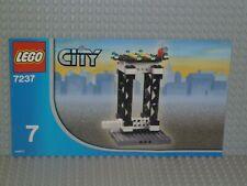 LEGO® City Bauanleitung 7237 Police Station Heft 7 gelocht instruction B5019