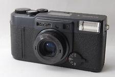 Fujifilm KLASSE S Black 35mm Film Camera EBC 38mm f2.8 Lens Excellent from Japan