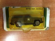 Rare Vintage 1981 Kidco 1/60Scale MASH M.A.S.H. Die Cast Metal Vehicle