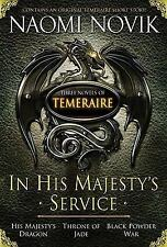 Temeraire by Naomi Novik , The Entire Series