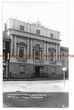 Yorkshire Doncaster Mansion House Real Photo Vintage Postcard 18.7