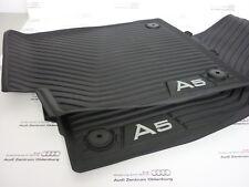 Audi A5 Sportback Gummimatten Audi A5 (ab Mj. 17) Audi Allwetterfussmatten
