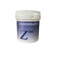 Goodhealth Zinc 360 Tablets 12 Months supply - Potted