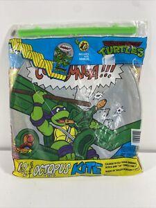 1989 Teenage Mutant Ninja Turtles TMNT 6.5' Octopus Kite Spectra Star NOS B2