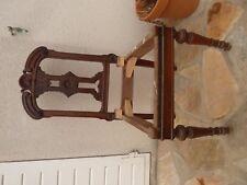 carcasse de chaise ancienne à tapisser