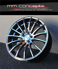 20 Zoll TN9 Alufelgen passend für Cayenne Panamera Turbo GTS S Touareg Q7 W12
