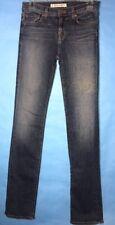 J Brand Women's Jeans Skinny Cigarette Leg Size 26 Medium Wash Ships Free