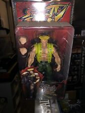 NECA Capcom Guile RARE