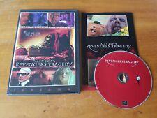 Revengers Tragedy (DVD) Alex Cox 2002 dark comedy film Eddie Izzard Derek Jacobi