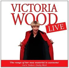 Victoria Wood Live 2 CD Live At The Royal Albert Hall New Sealed