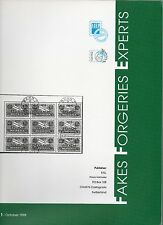 Fakes Forgeries Experts Vol. #1 October 1998