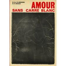 Amour sans carré blanc / Collectif / Réf27091