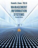 Management Information Systems by Kenneth J. Sousa and Effy Oz (2014, Hardcover)