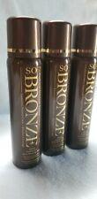 so BRONZE Professional Airbrush Tanner Spray.Body Bronzing Mist, 3 cans-2 oz ea