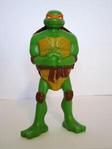 TEENAGE MUTANT NINJA TURTLES Figurine MICHANGELO - MCDONALDS 07 toy - XMAS IDEA!