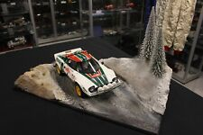 "QSP Diorama 1:12 Rallye stage type 1 ""winter"""