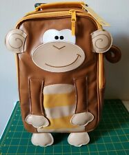 Stephen Joseph Rolling Backpack, Monkey.
