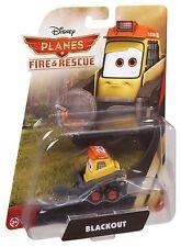 Disney Pixar Planes Fire & Rescue Blackout Diecast Vehicle BDB92