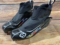 SALOMON Equipe 9 CL Cross Country Ski Boots Size EU42 2/3 SNS Pilot P