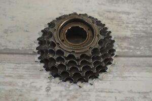 Vintage 1989 Shimano MF-HG20 6 Speed Freewheel 14-16-18-20-22-24T Screw On