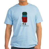CafePress Backpacker Light T Shirt 100% Cotton T-Shirt (298215480)