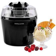 Andrew James Ice Cream Maker Machine - 1.5L
