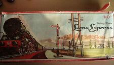 LIMA H0 TRENO FS Convoglio Catalogo 1955 LOCOMOTIVA CON TENDER Z 936 ART. 2001