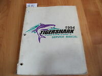 1994 Arctic Cat Tigershark Watercraft Monte Carlo 900 Service Manual