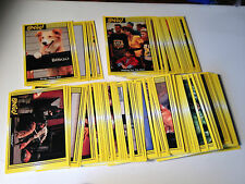 1991 Pacific Bingo The Dog Tri-Star Pictures Movie Trading Hand Card Set
